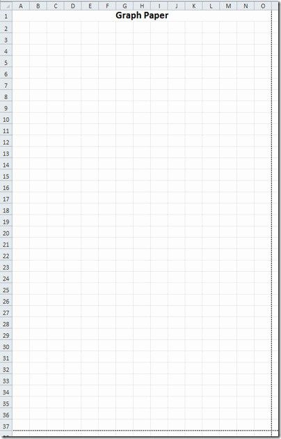 Create Graph Paper In Excel Awesome Convert Excel Worksheet Into Graph Paper