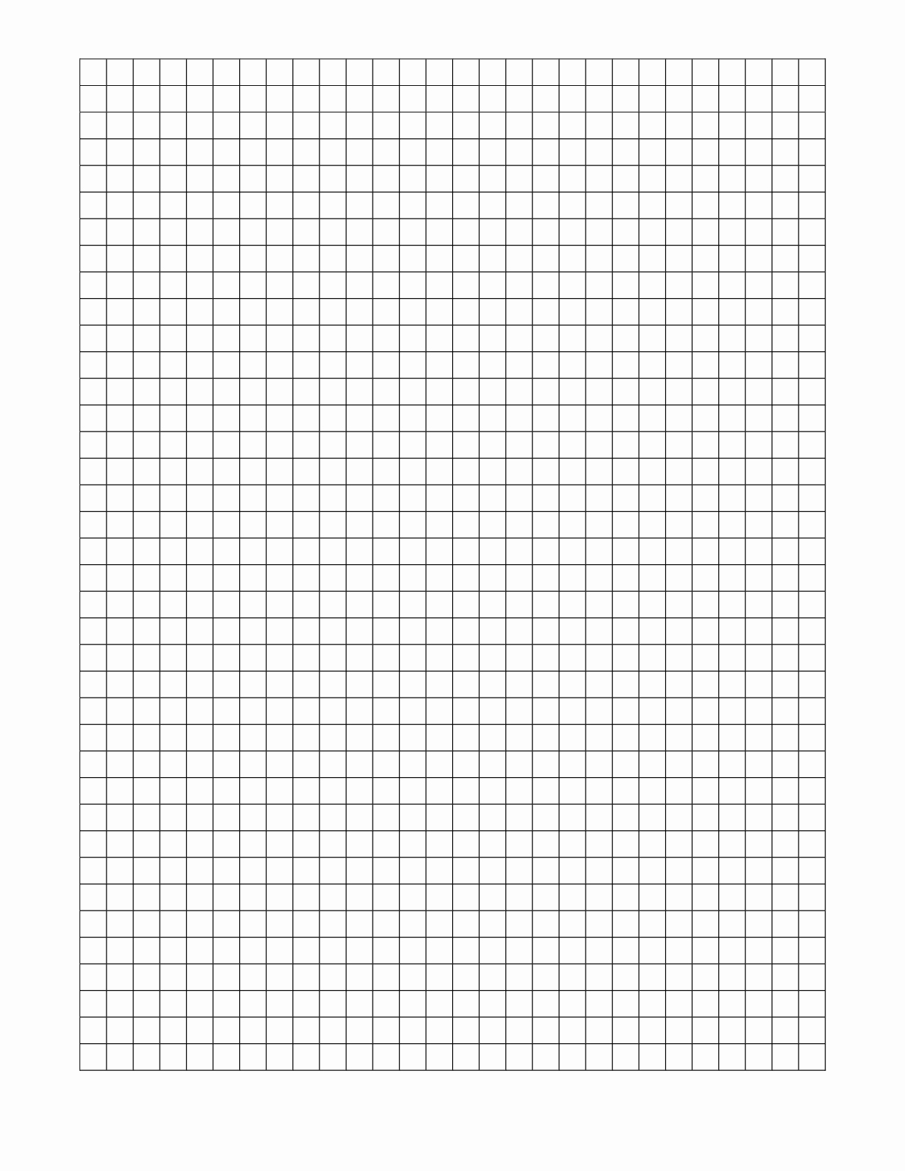 Create Graph Paper In Excel Elegant Make Graph Paper In Excel 2013 Printable Graph Paper and