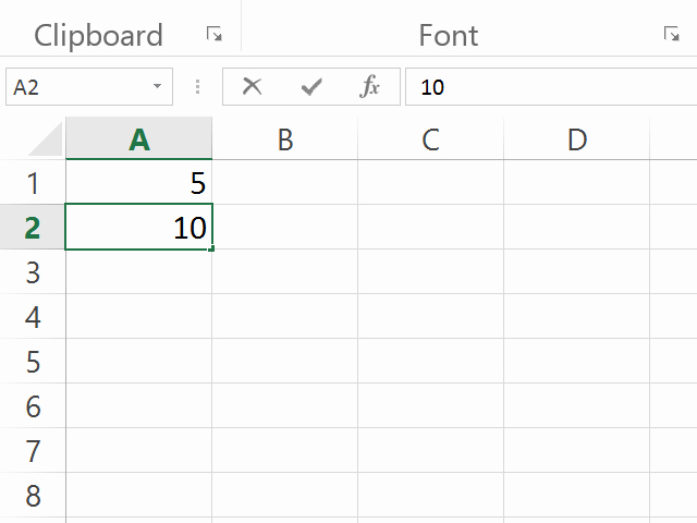 create graph paper in excel 2013
