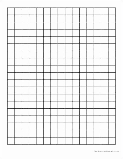 Create Graph Paper In Excel Lovely 1 Inch Square Graph Paper 1 Inch Square Graph Paper 1 8