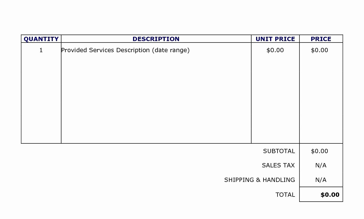 Create Invoice Template In Word Beautiful How to Make Receipt Template In Word Invoice format Create