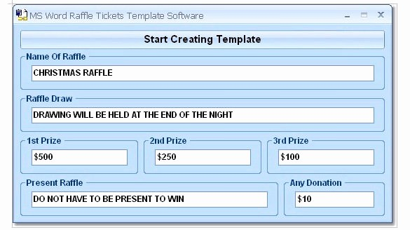 Create Numbered Tickets In Word Beautiful How to Create Tickets In Microsoft Word Tutorial Free