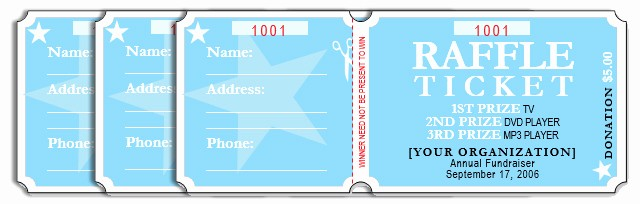 Create Numbered Tickets In Word Best Of How to Get A Free Raffle Ticket Template for Microsoft Word