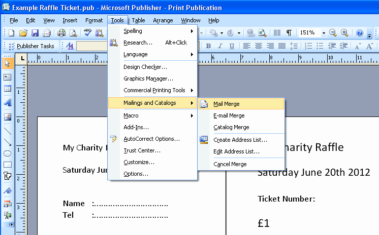 Create Numbered Tickets In Word Fresh Printable Numbered Raffle Tickets On Your Own Puter