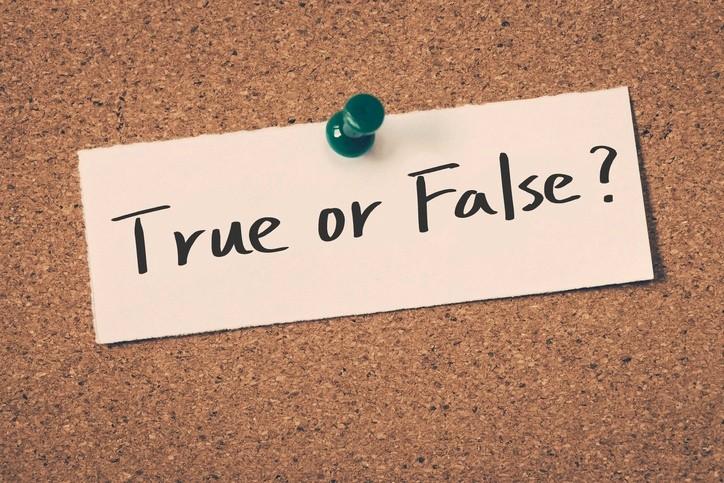 Create True or False Quiz Unique Blog Test Generator