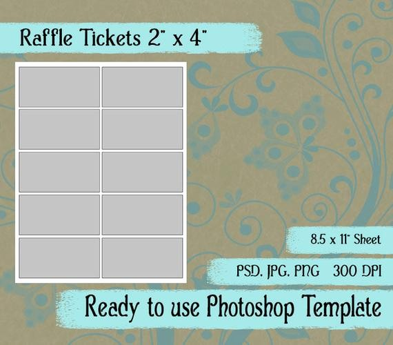 Create Your Own Raffle Tickets Lovely Digital Template Raffle Ticket Diy Digital Raffle Ticket