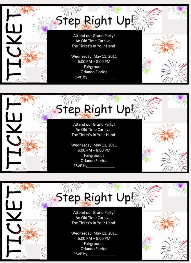 Create Your Own Raffle Tickets Luxury 45 Raffle Ticket Templates