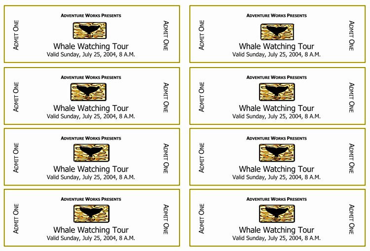 Create Your Own Tickets Free Elegant 12 Free event Ticket Templates for Word Make Your Own