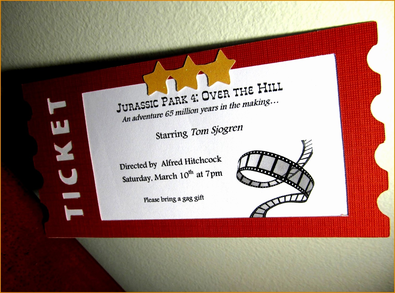 Create Your Own Tickets Free Elegant 7 Make Your Own Movie Tickets Besttemplates Besttemplates