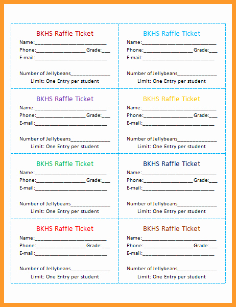 Create Your Own Tickets Free Inspirational 4 5 Make Your Own Tickets Free Printable
