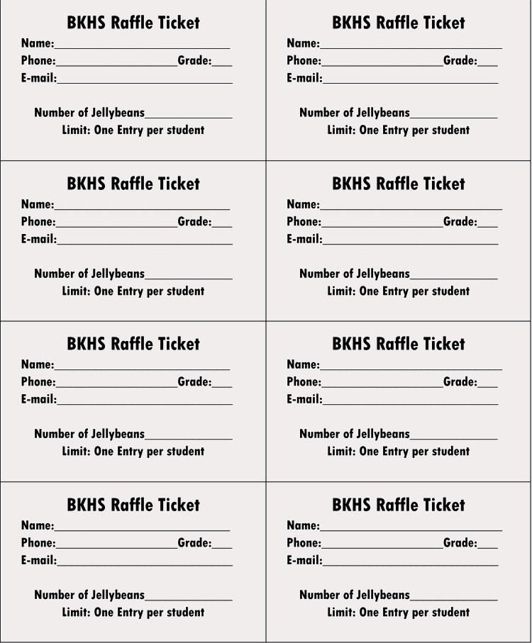 Create Your Own Tickets Template Best Of 45 Raffle Ticket Templates