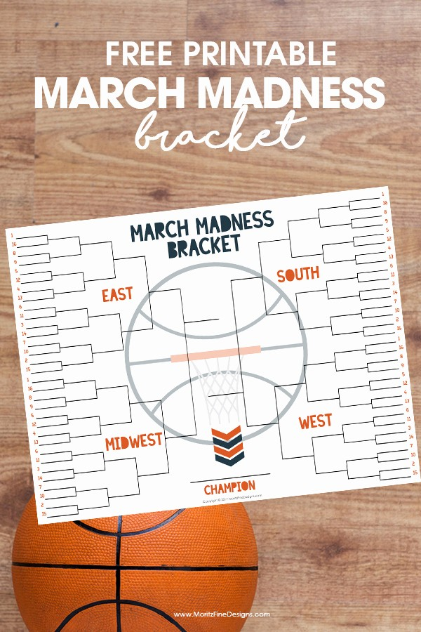 Create Your Own tournament Bracket Fresh Ncaa Free tournament Bracket