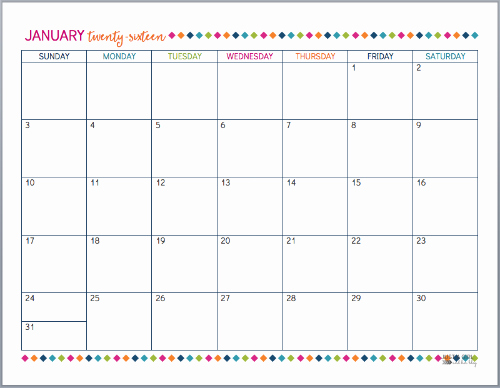 Create Your Own Weekly Calendar Best Of Create Printable Monthly Calendar Tierianhenry