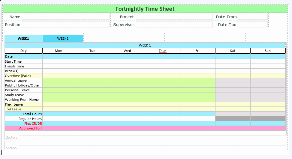 Creating A Timesheet In Excel Awesome How to Make A Timesheet for Employees In Excel How to