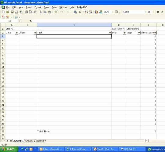 Creating A Timesheet In Excel Beautiful How to Make A Timesheet for Employees In Excel How to