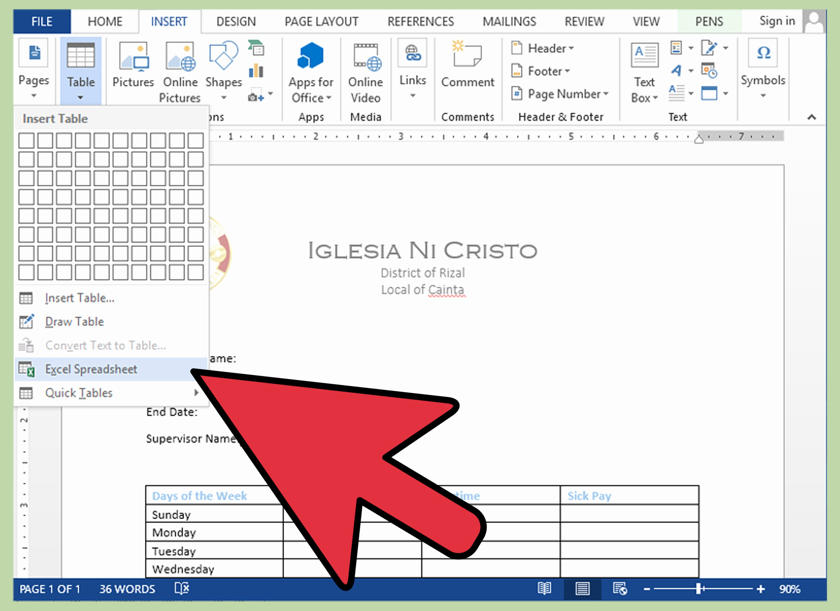 Creating A Timesheet In Excel Luxury How to Make A Timesheet with Wikihow