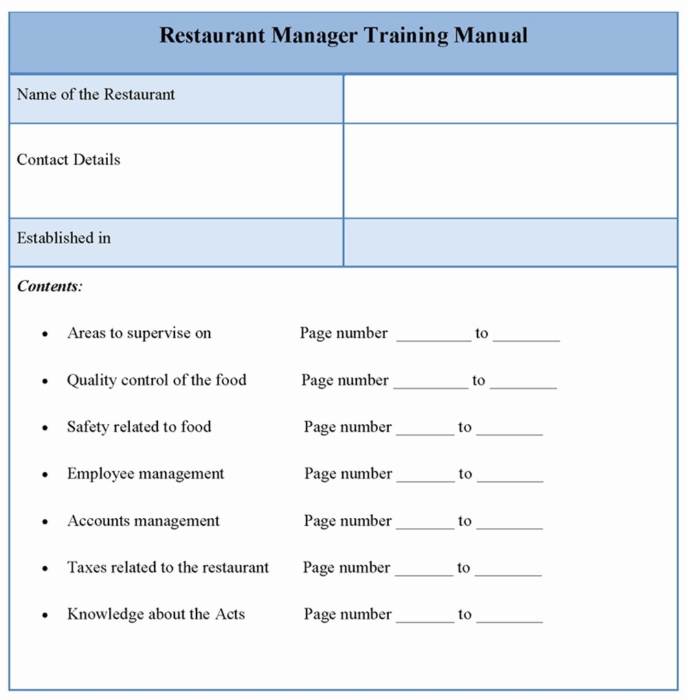 Creating A Training Manual Template Elegant Training Manual Template Microsoft Word