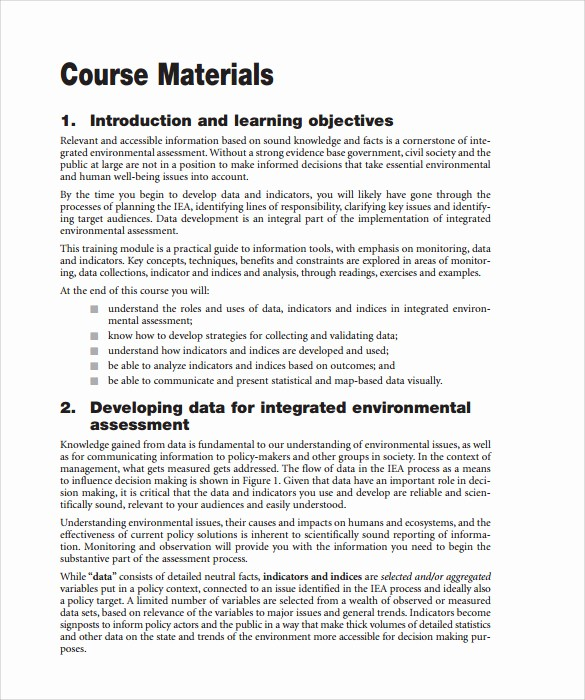 Creating A Training Manual Template Fresh 11 Training Manual Samples – Pdf