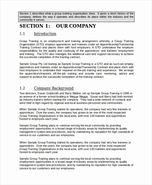 Creating A Training Manual Template New Training Manual Template 7 Free Pdf Word Download