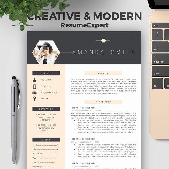Creative Resume Template for Word Inspirational Best 20 Creative Resume Design Ideas On Pinterest