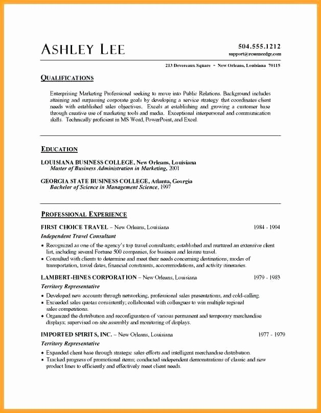 Creative Resume Template Microsoft Word Elegant Free Resume Templates for Mac