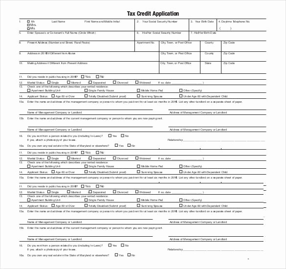 Credit Application form for Business Best Of Credit Application Template 33 Examples In Pdf Word