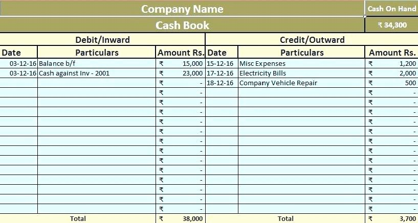 Credit Card Balance Sheet Template Awesome Cashier Balance Sheet Template Credit Card Payment Log