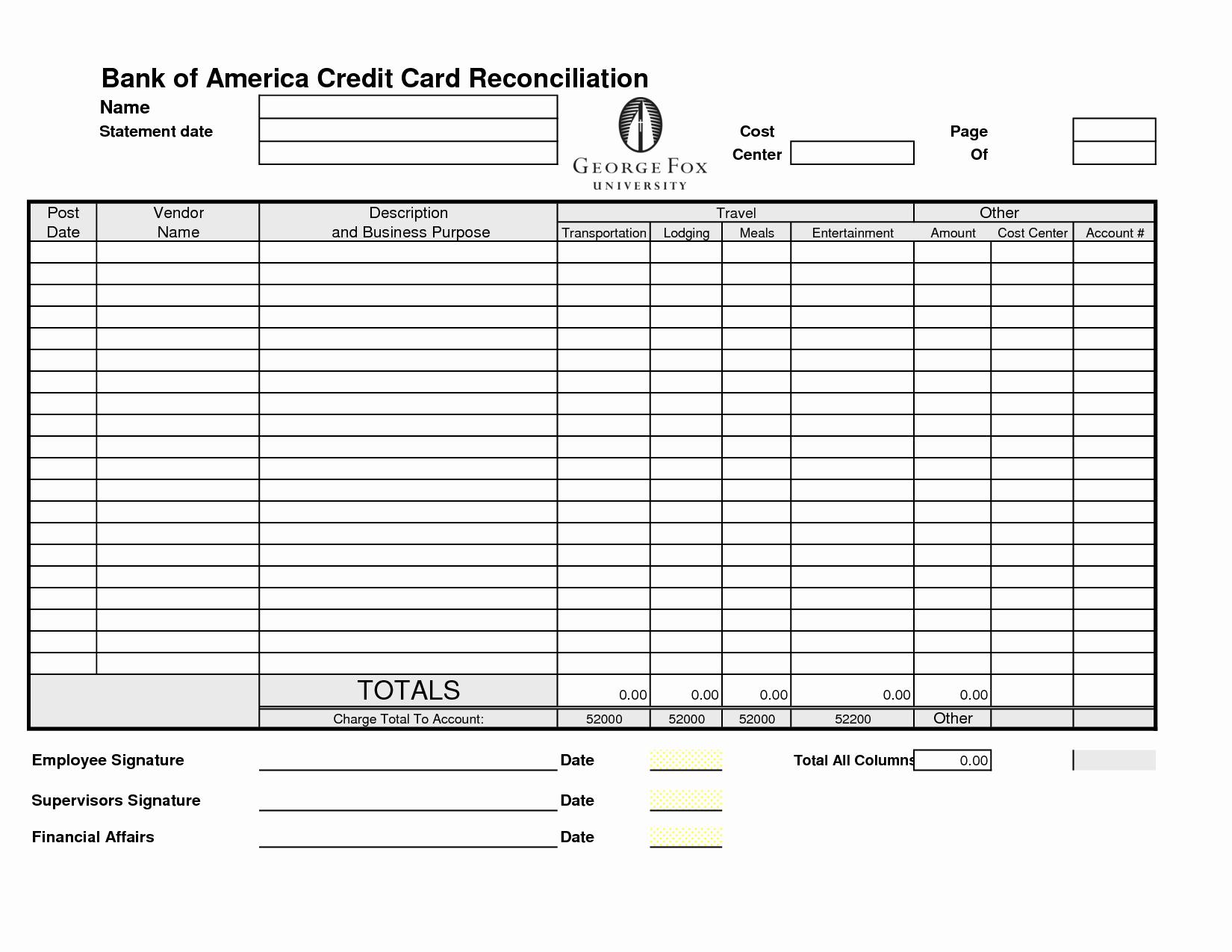 Credit Card Balance Sheet Template Lovely 14 Best Of Credit Card Balance Worksheet Debt