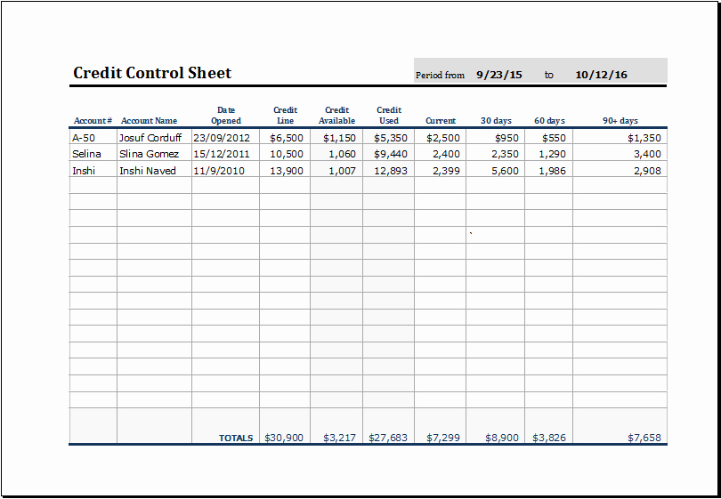 Credit Card Balance Sheet Template New Excel Worksheets & Templates Part 5