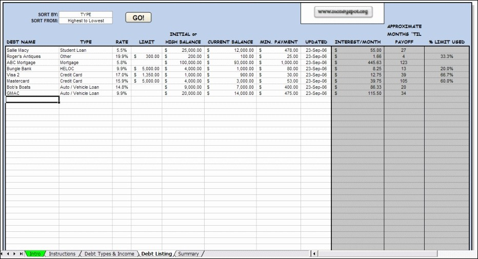 Credit Card Payment Excel Template Beautiful Credit Card Tracking Spreadsheet