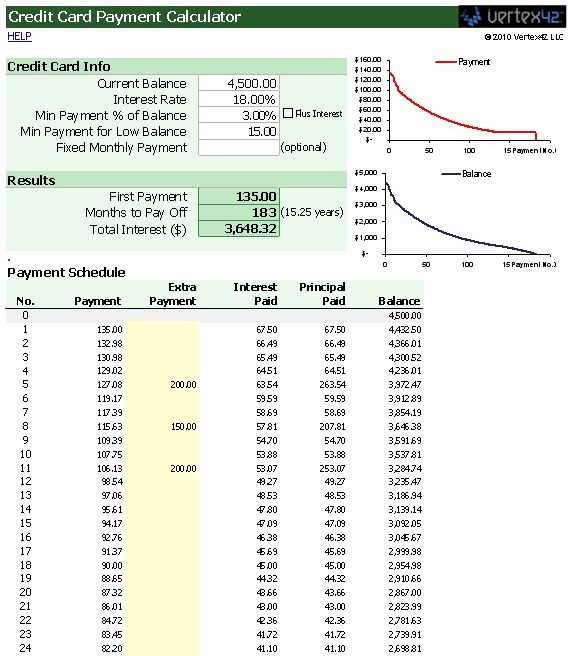 Credit Card Payment Tracking Spreadsheet Beautiful 17 Images About Excel Spreadsheet On Pinterest