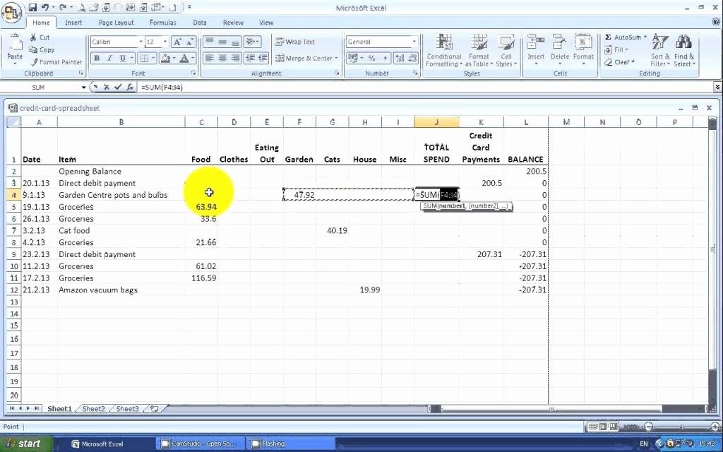 Credit Card Payment Tracking Spreadsheet New Credit Card Payment Tracking Spreadsheet Sheet Monthly