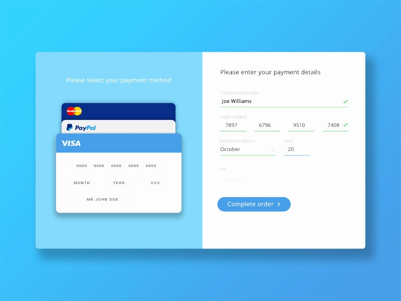 Credit Card Sign Out Sheet Elegant Day 002 Credit Card Checkout by Joe Williams