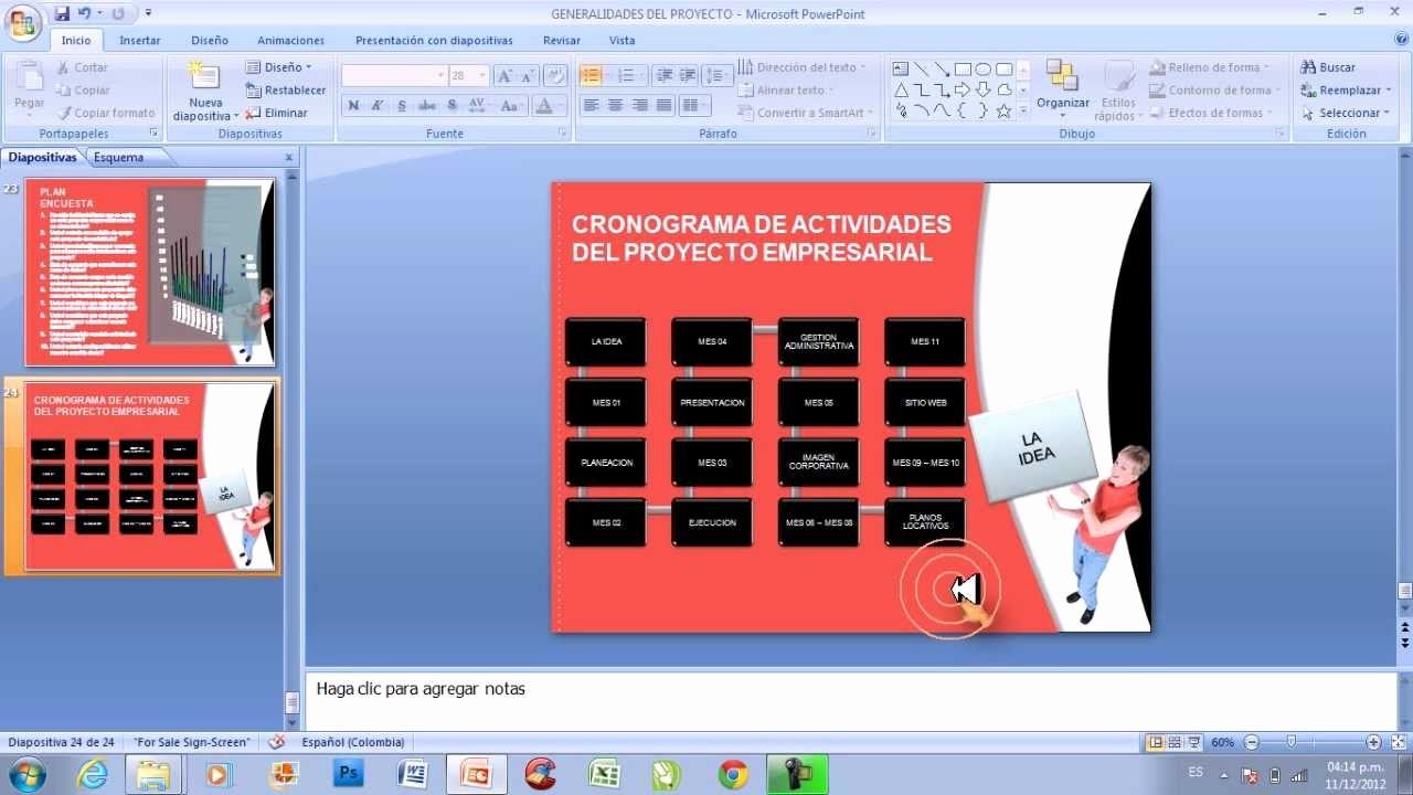 Cronogramas De Actividades En Excel Awesome Video Powerpoint No 017 Cronograma De Actividades