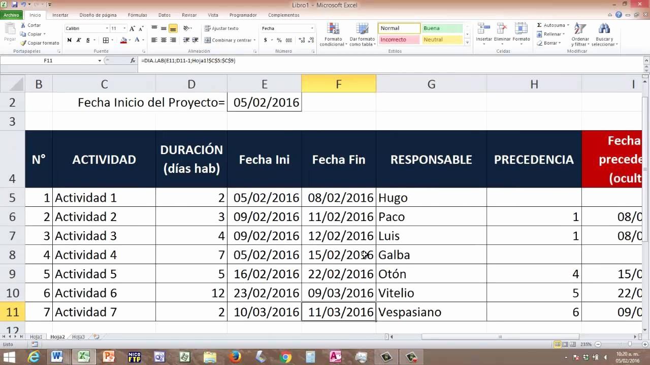 Cronogramas De Actividades En Excel Elegant Cronogramas De Actividades En Excel tolg Jcmanagement