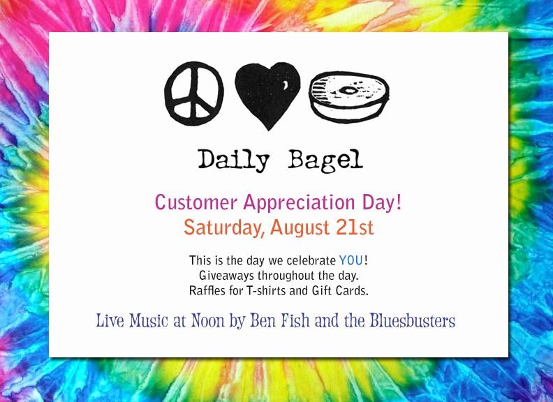 Customer Appreciation Day Flyer Template Elegant Customer Appreciation Day Flyer Template to Pin