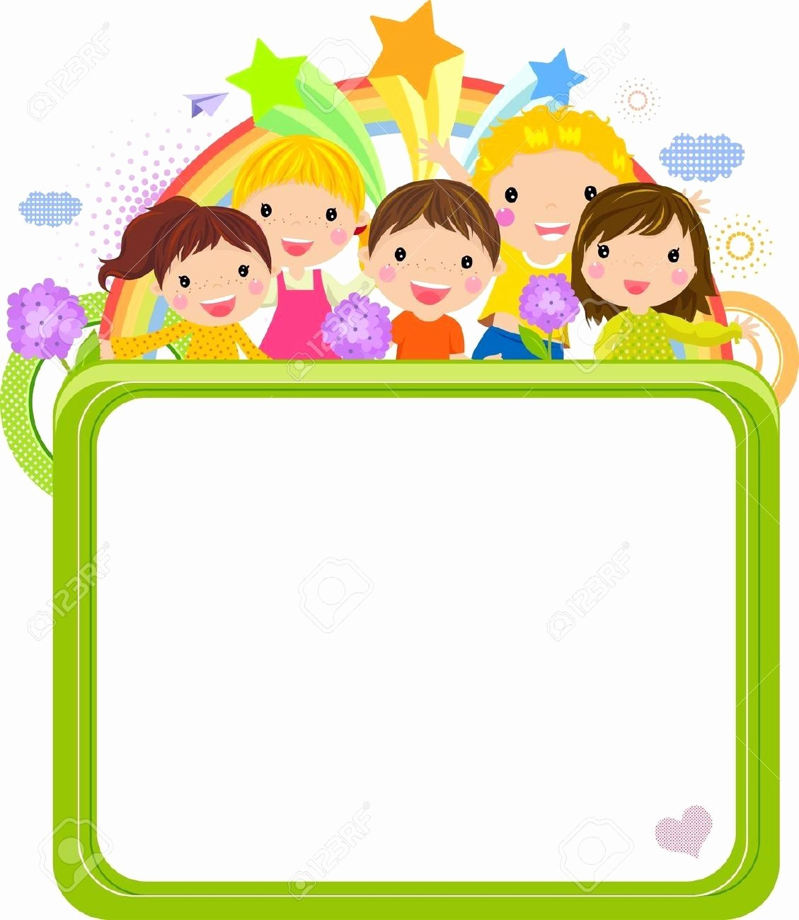 Cute School Backgrounds for Powerpoint Luxury Cute School Border Clipart Background Ppt