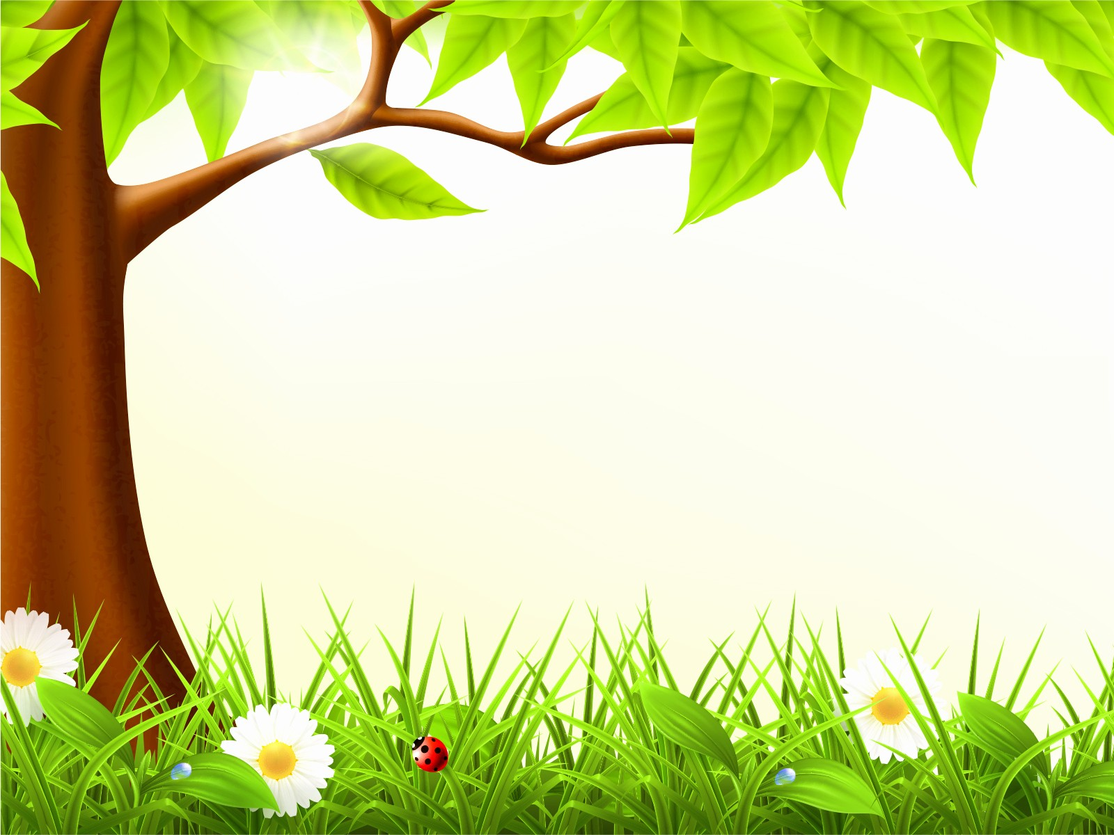 Cute School Backgrounds for Powerpoint Unique Cute forest Spring Backgrounds