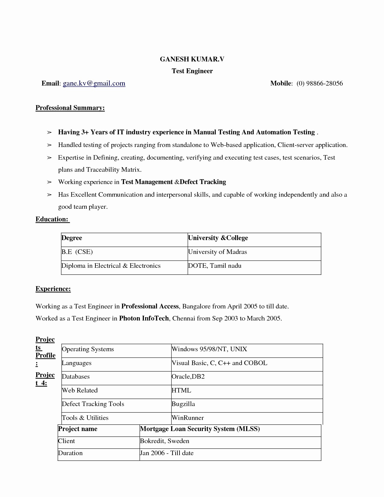 Cv format Samples In Word Beautiful Resume Template Microsoft Word 2017
