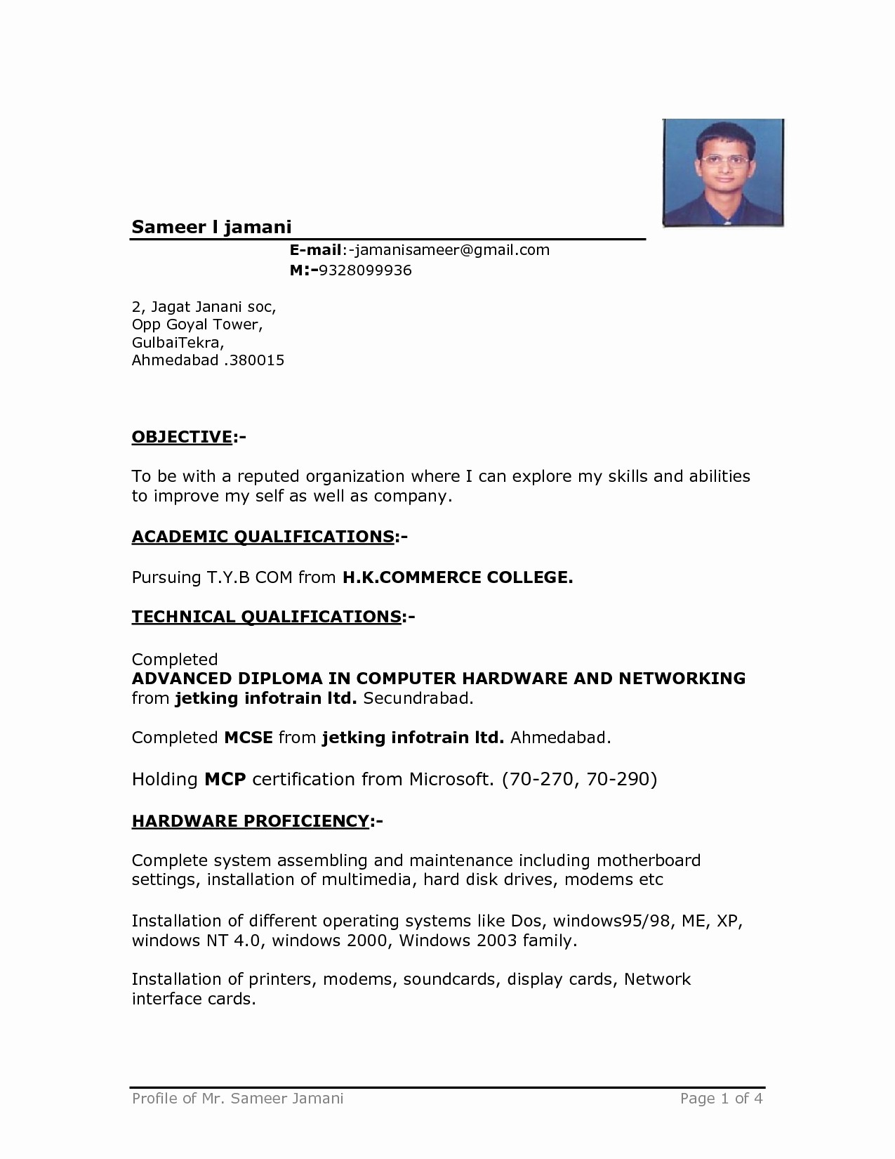 Cv format Samples In Word Unique Resume Template Microsoft Word 2017