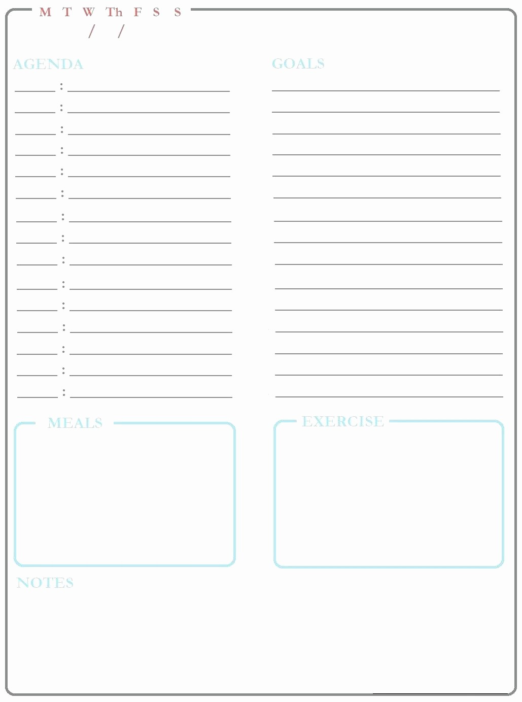 Daily Planner Template Google Docs Lovely 99 Daily Schedule Template Google Docs Free Work