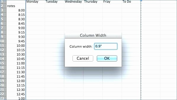 Daily Planner Template Google Docs New Daily Calendar Template 30 Minute Increments Time Blocking