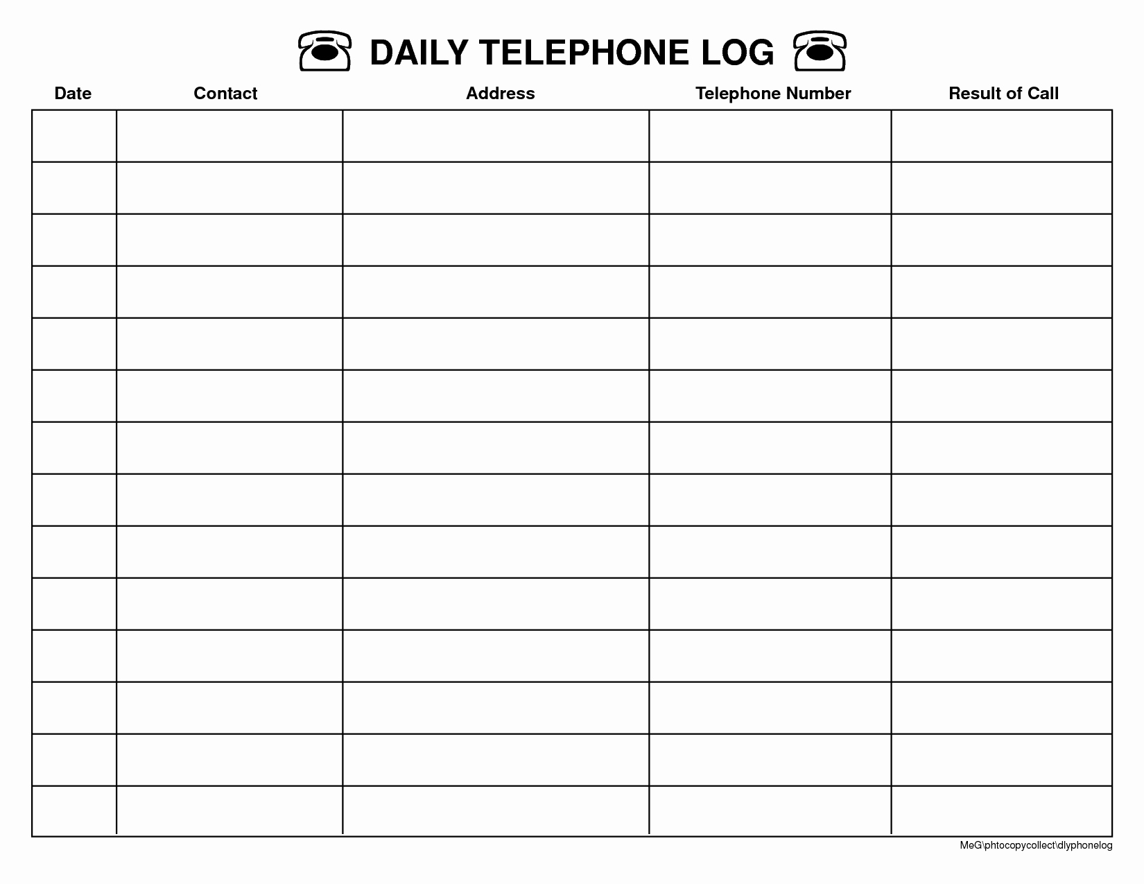 Daily Sales Call Sheet Template Inspirational Best S Of Daily Log Template Excel Daily Log Sheet