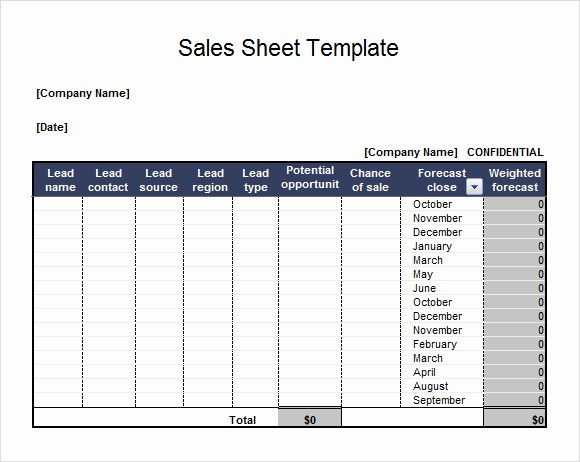 Daily Sales Call Sheet Template Lovely Best S Of Product Sales Sheet Template Product