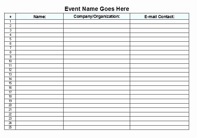 Daily Sign In Sheet Template New Excel Sign In Sheet Excel Sign Sign F Sheet Template