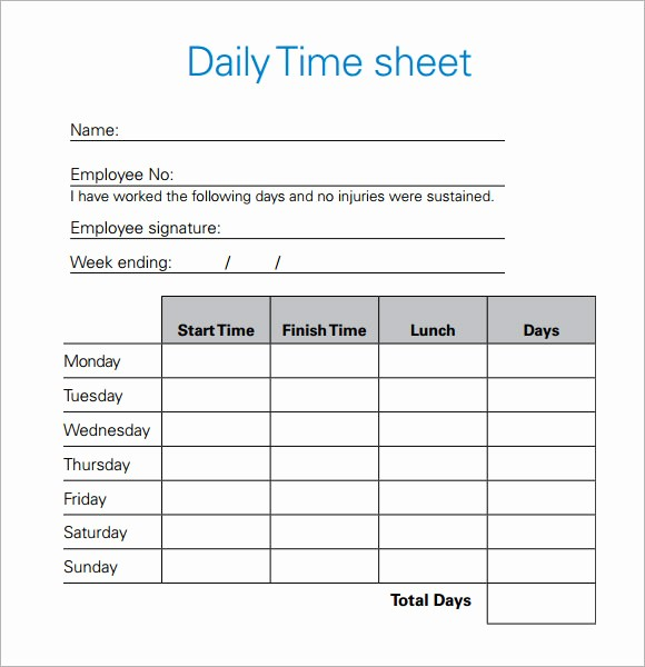 "Daily Time Sheet Template Excel Inspirational Search Results for ""basic Time Sheet Template"" – Calendar 2015"