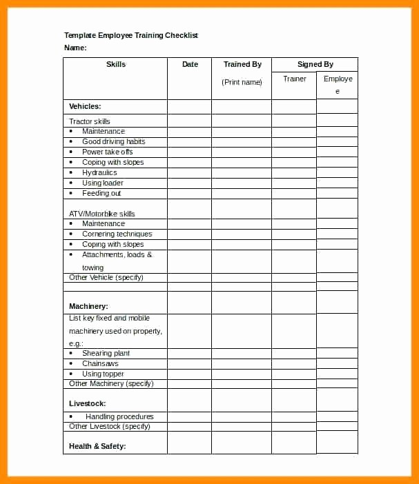 Daily Weekly Monthly Checklist Template Fresh Weekly Vehicle Checklist Template Free – Modclothing