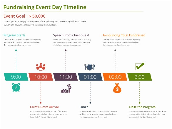 Day Of event Timeline Template Lovely 10 event Timeline Templates for Free Download