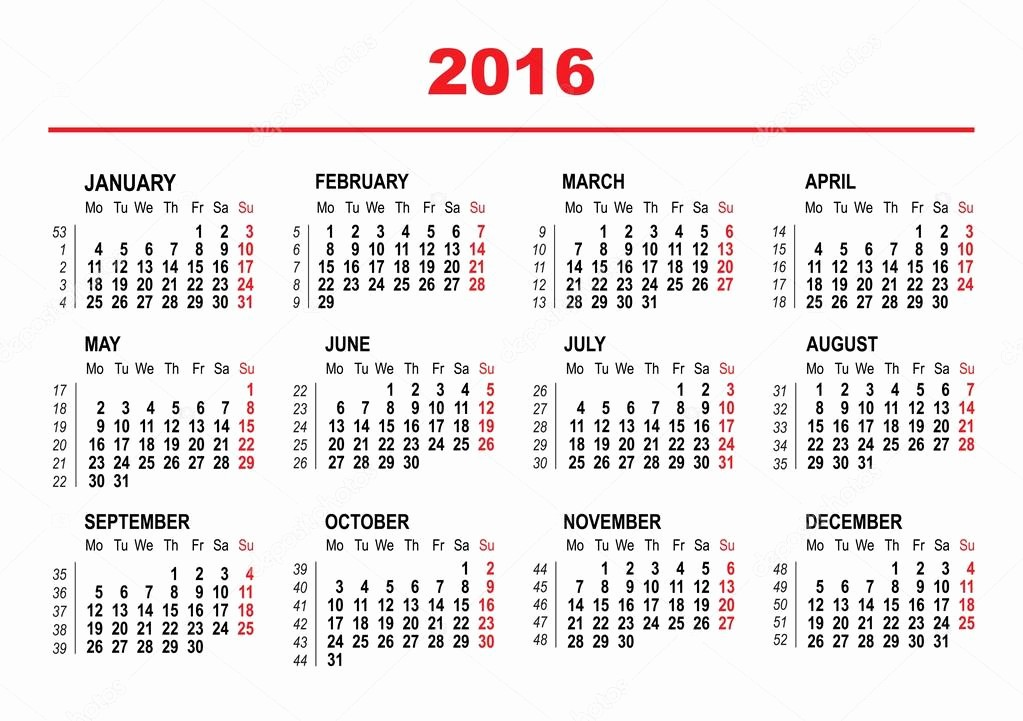 """Days Of the Week Horizontal Lovely Search Results for """"pregnancy Monthly Calendar"""" – Calendar"""