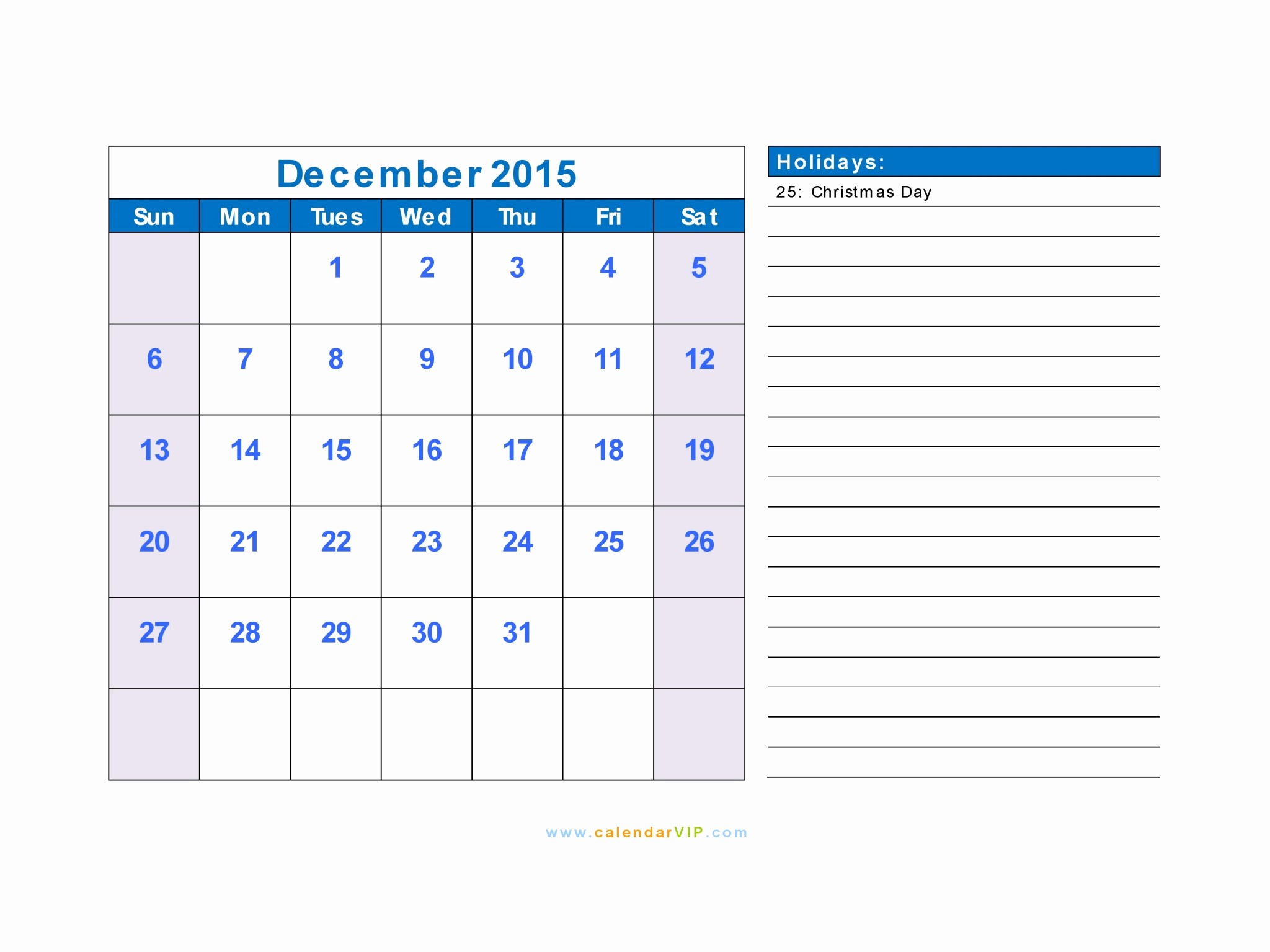 December 2015 Calendar Word Document Elegant December 2015 Calendar Blank Printable Calendar Template
